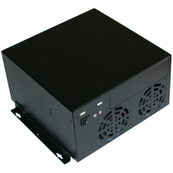 INDATECH z PC BOX WALLBLACK PC2E