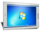 INDATECH IMF-240X PANEL MONITOR