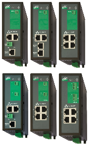 ETIC TELECOM Switch / Ethernet Extender