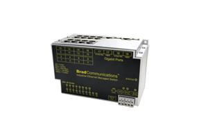 BRAD MOLEX Direct-Link Switch Managed 16- and 18-Port Formats