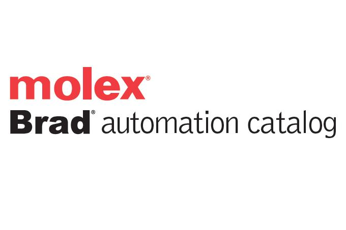 BRAD MOLEX Communications Catalogo Generale Brad Automation Italia